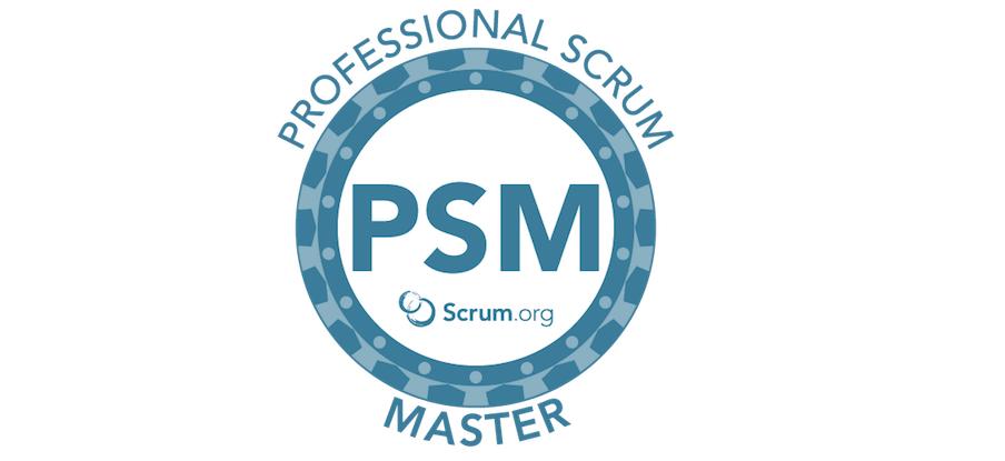 Scrum Master certification program