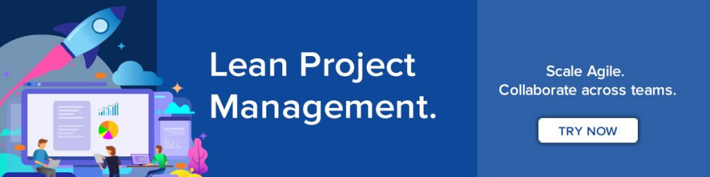 PlanStreet's Lean Project Management Software - Try Now